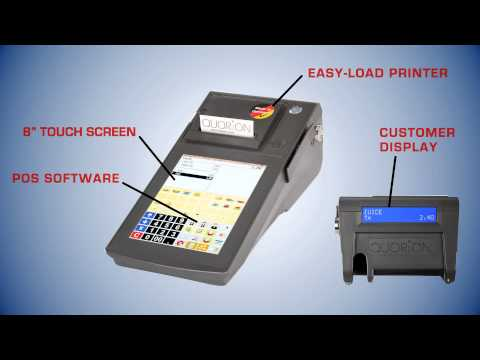 POS System for Small Business | QTouch 8