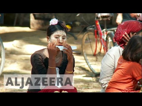 Myanmar's Rohingya: 'We are living in a cage'