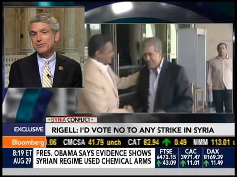 Rigell Speaks with Betty Liu of Bloomberg TV about Military ...