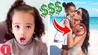 Most Expensive Things Kim Kardashian Bought Her Kids