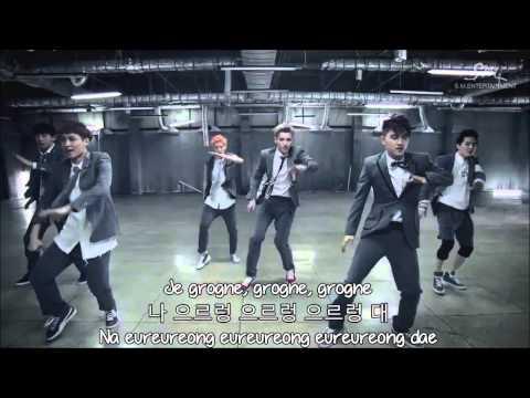 EXO - Growl - Vostfr - Hangul - Romanisation