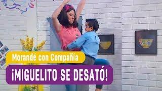 ¡Miguelito se desató! - Mórandé con Compañía 2017