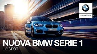 Nuova BMW Serie 1. Libera il tuo potenziale. – Lo spot.