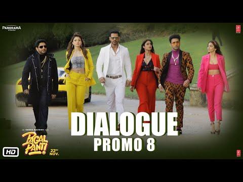 Pagalpanti: (Dialogue Promo 8) | Anil, Urvashi, John, Arshad, Ileana, Pulkit, Kriti