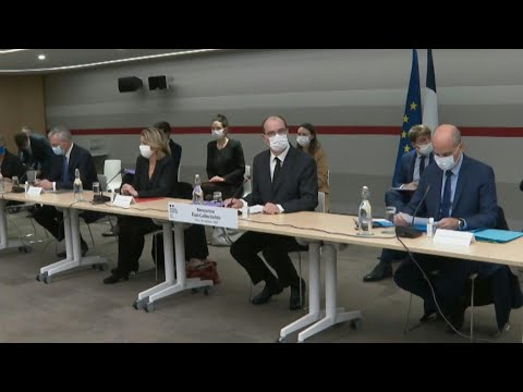 Ministers, French PM meet local representatives in Paris | AFP