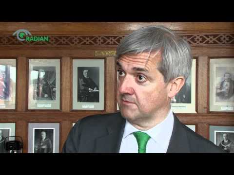 Radian Chris Huhne Interview