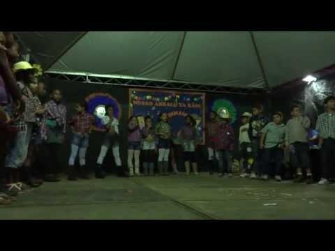 Baixar Dança dos alunos do 3º Ano - Música: Arrocha do Poder (Thiago Brava)