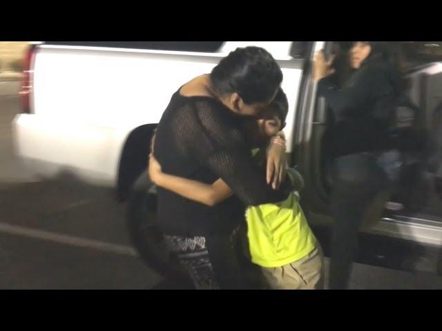 川普宣布非法移民家庭可共同拘留