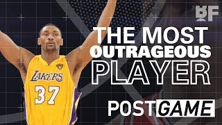 The Most Outrageous NBA Player | Post Game