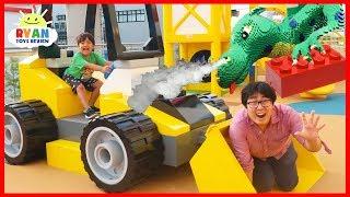 Legoland Hotel Tour Amusement Park Family Fun for kids!!!