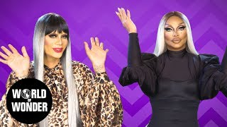 FASHION PHOTO RUVIEW: Party Like It's 2069 with Raja and Raven
