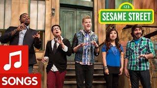 Sesame Street: Pentatonix Counts (& Sings) to Five
