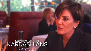 KUWTK | Kris Jenner Remembers Phone Call Made to Marcia Clark | E!