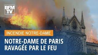Notre-Dame incendiée: le récit du drame qui a ravagé un symbole de Paris