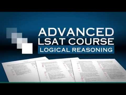The PowerScore Advanced LSAT Logical Reasoning Course Overview