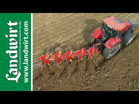 Landwirt.com-Video: Pflug SERVO 45 M
