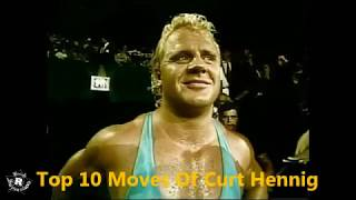 Top 10 Moves Of Curt Hennig