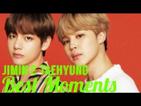 Jimin and Taehyung Unforgettable Moments