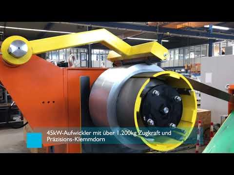 GSW Schwabe - Umwickelanlage