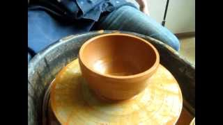 Beginning ceramics: How to throw a bowl