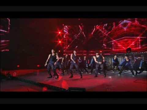 DBSK [Mirotic Concert] - Rising Sun