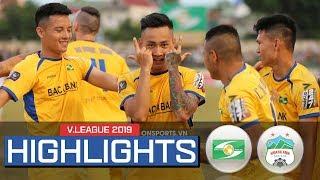 Đánh bại Hoàng Anh Gia Lai, Sông Lam Nghệ An chấm dứt chuỗi 6 trận liên tiếp không thắng