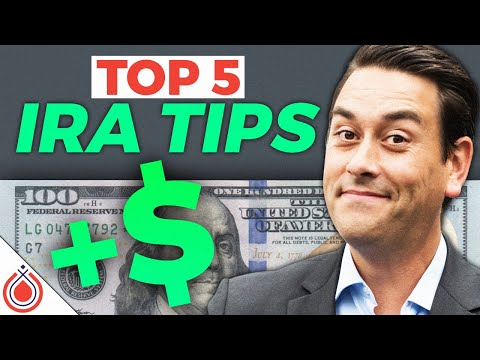 Top 5 Self Directed IRA Tips That Will Make You Rich