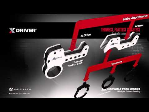 The X Driver® A Drive