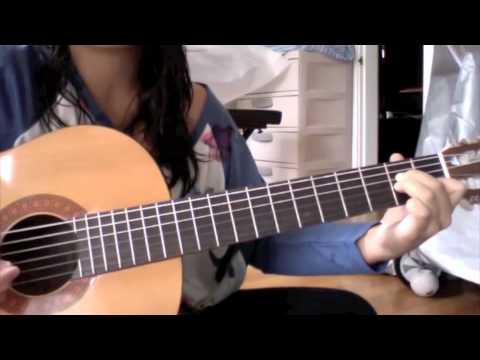 Baby - Justin Bieber Tutorial en Español (Guitarra) FACIL y SIN CAPO