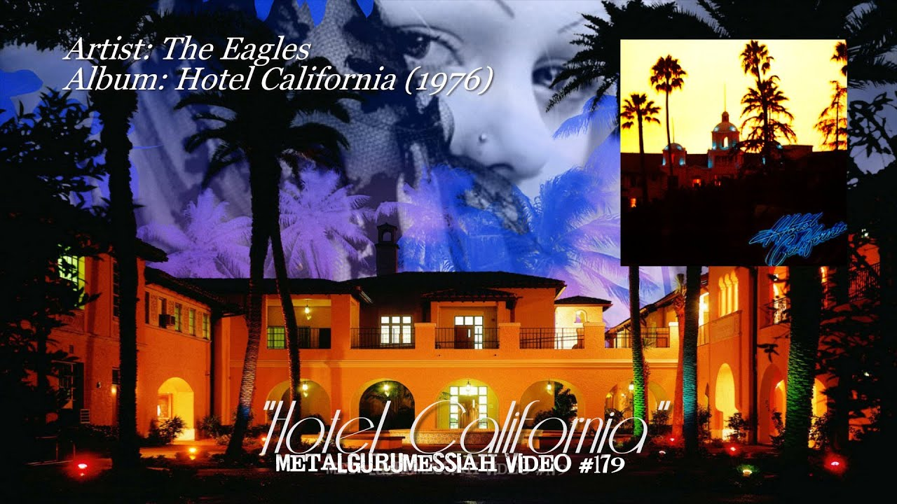 hotel california the eagles 1976 sacd remaster youtube. Black Bedroom Furniture Sets. Home Design Ideas