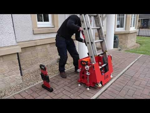 Ladder Locker