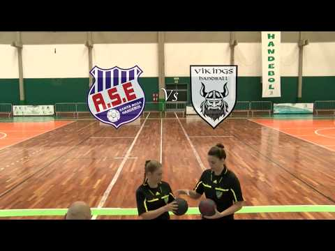 Handebol Caxias do Sul 2017 - SEMIFINAL ASE SANTA ROSA x HANDACTION - Bitcom TV
