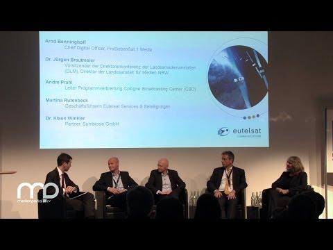 Diskussion: Fernsehvisionen - Ergebnisse einer aktuellen GfK Enigma-Studie