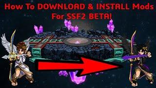 SSF2 BETA MODS Videos - Playxem com