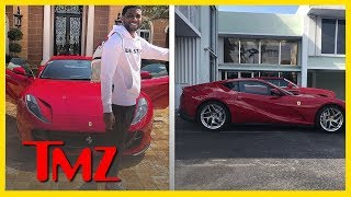 Gucci Mane Skips The Wait List For $600K 2018 Ferrari | TMZ BUZZ