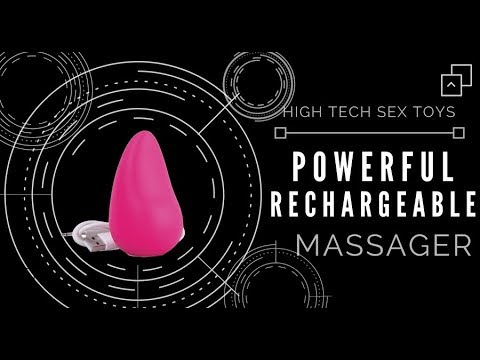 Screaming O Scoop Rechargeable Massager | 20 Powerful Vibrating Patterns | Clitoral Vibrator Review