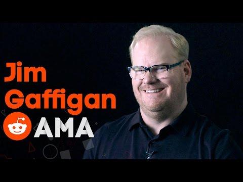 Jim Gaffigan: Reddit Ask Me Anything