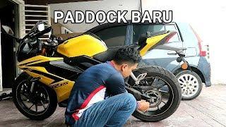 Yamaha R15 Lamination/modification | PPF Installation
