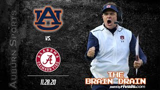 BRAIN DRAIN: Iron Bowl '20