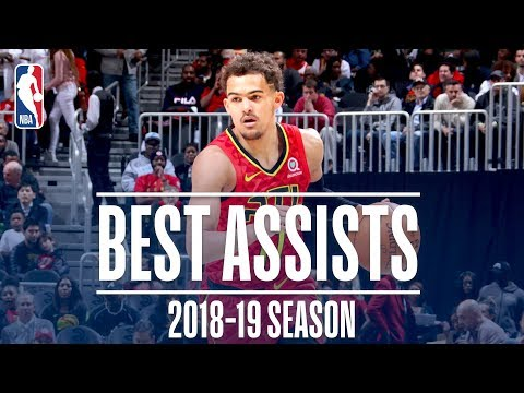 Trae Young's Best Assists | 2018-19 Season | #NBAAssistWeek