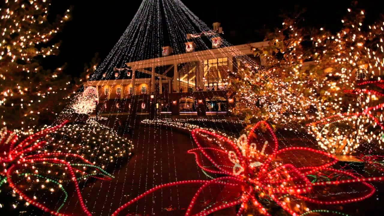 Gaylord Opryland Resort Christmas Youtube