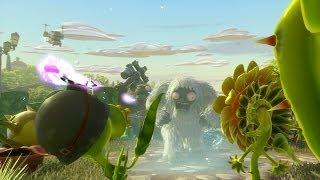Plants vs. Zombies Garden Warfare Launch Trailer