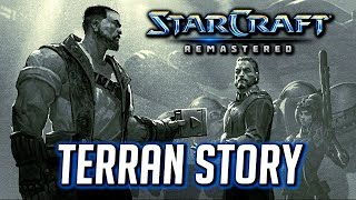 Starcraft Remastered: Complete Terran Storyline (Original Campaign)