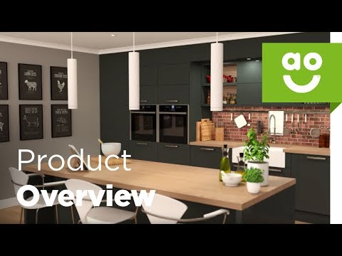 Neff B47VR32N0B_SS Built In Single Oven - AO.com Review