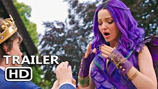 DESCENDANTS 3 Official Trailer (2019) Disney Movie