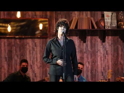 Rocío Madrid imita a LP en 'Lost on you' – Tu Cara Me Suena