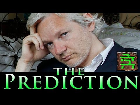 Julian Assange: the Assange Prediction, Roger Stone & Donald Trump
