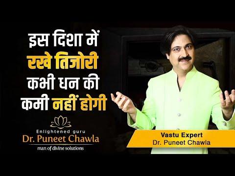 Vastu Tips – Best Direction for Placing Tijori/Cash box?