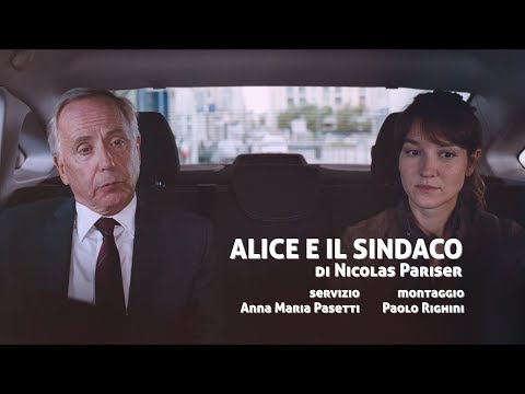 ALICE E IL SINDACO di Nicolas Pariser