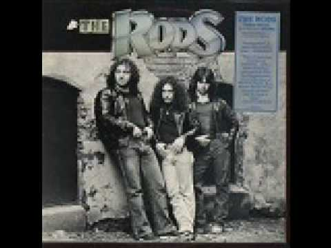 The Rods - Roll With The Night